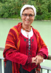 Stadtführerin Kornelia Funke