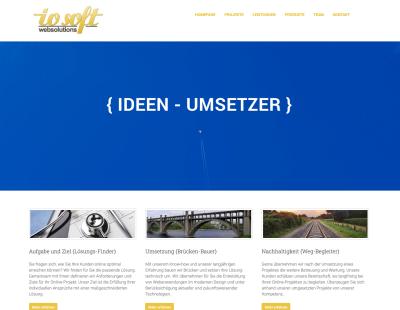 iosoft webseite