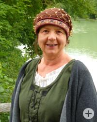 Stadtführerin Renate Zöpf