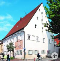 Steingadener Richterhaus