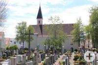 Kapelle St. Sebastian mit Friedhof