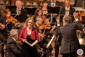 Wieskirche Konzertreihe FSW Sängerin