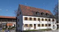 Münzgebäude mit Münztor