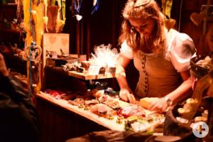 Historischer Markt Kulinarisches