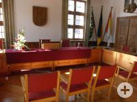 Sitzungssaal Bild 2