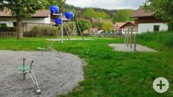 Spielplatz Weidenstraße