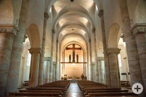 Basilika Altenstadt innen