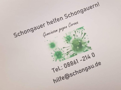 Schongau hilft