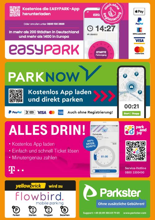 Handyparken in Schongau